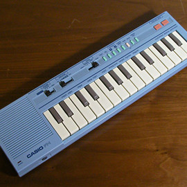 Casio - PT-1 in sky blue