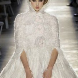 CHANEL - Haute Couture Fall 2012