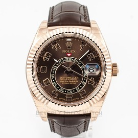 ROLEX - Sky Dweller Rose Gold Annual Calendar Watch