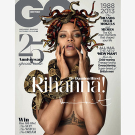 British GQ - 25 Anniversary Issue