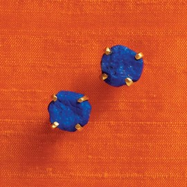kate spade NEW YORK - turquoise mountain blue lapis studs
