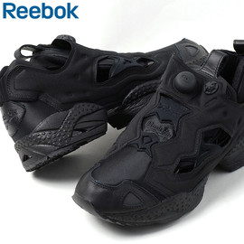 Reebok PUMP FURY BLACK - Reebok PUMP FURY BLACK