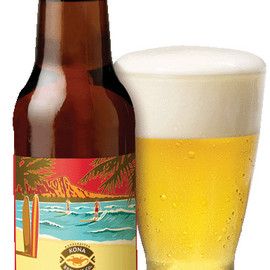 Kona Brewing Co. - Longboard Lager Bottle