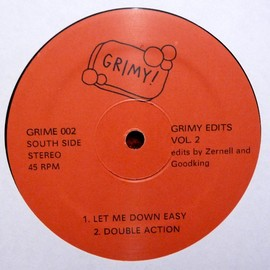 Various - Grimy Edits Vol. 2