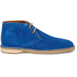 Acne - Suede Desert Boots