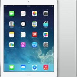 Apple - iPad Air (Silver)