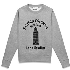 Acne Studios - Eastern Columbia Building Sweat