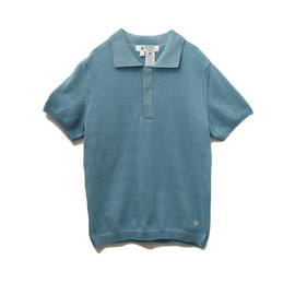 GDC - knit polo shirt