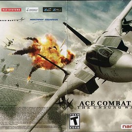NAMCO BANDAI Games - ACE COMBAT 5 THE UNSUNG WAR