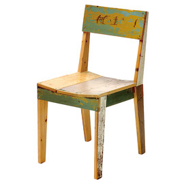 Piet Hein Eek - Scrapwood Chair
