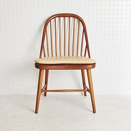 Hans J Wegner - Vintage Wood Chair