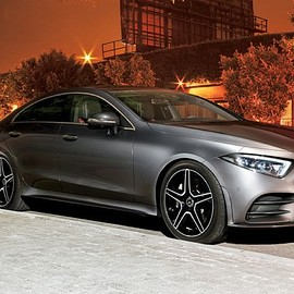 Mercedes-Benz AMG - CLS Coupe, you have this really ♥️