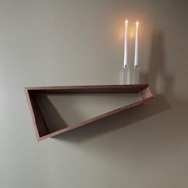 BuiltIN studio - Oblique Shelf