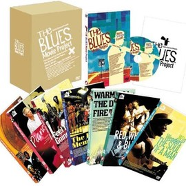 Wim Wenders,Martin Scorsese,Mike Figgis,Richard Pearse,Charles Burnett,Mark Levin,Clint Eastwood - THE BLUES Movie Project