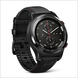 PORSCHE DESIGN, Huawei - Smartwatch - Black