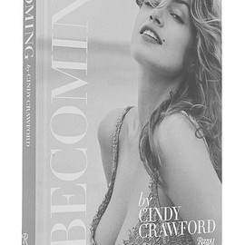 Rizzoli - Becoming by Cindy Crawford hardcover book