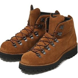 Danner - MOUNTAIN LIGHT OILED BOB マウンテンライト オイルド ボブ 30871 BROWN SUEDE