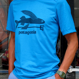 patagonia - polarized T shirt