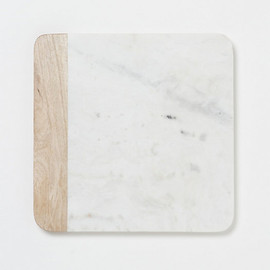 terrain - Marble & Wood Cheese Board