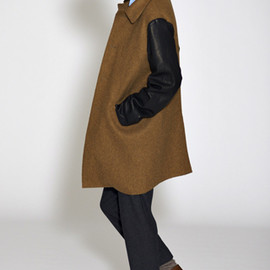 MARNI - 2011A/W leather coats