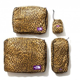 THE NORTH FACE PURPLE LABEL - 2013 Leopard Packing Cases