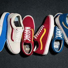 VANS - vans syndicate street machine old skool 0 Vans Syndicate Old Skool for Street Machine
