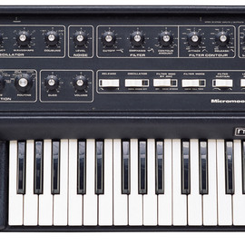 moog - Micromoog Synthesizer