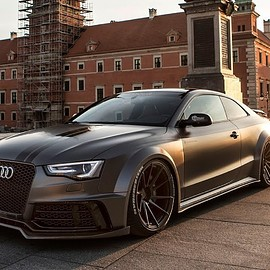 Audi - S5/RS5 WIDEBODY SUPERCHARGED MONSTER