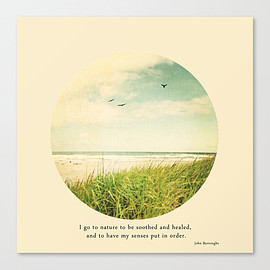 Society6 - 画像1: I go to nature by Sylvia Cook Photography