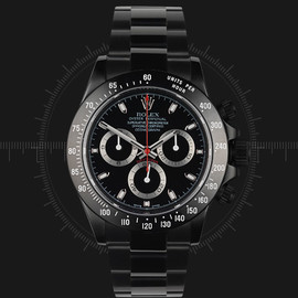 ROLEX - Project X BlackOut Rolex DAYTONA