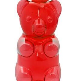 GAMA GO - Red Boozie Bear Flask