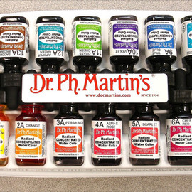Dr. Ph. Martins - Radiant Concentrated Watercolor Sets (0.5oz 15ml)