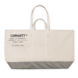 Carhartt WIP, Steel Canvas - TOTE BAG / Wide