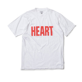 HEAD PORTER PLUS - HEART TEE