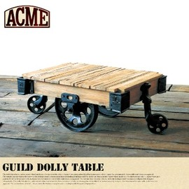 GUILD DOLLY TABLE SMALL - ACME(アクメ) センターテーブル
