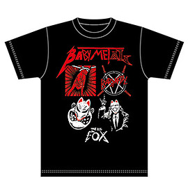 BABYMETAL - THE BIG FOX TEE