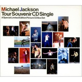 Michael Jackson - Tour Souvenir CD Single (Japan)