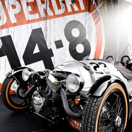 Morgan - X Super Dry JPN 3-Wheeler