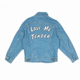 OPENING CEREMONY - Love Me Tender Jean Jacket