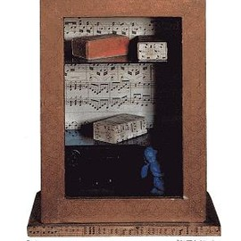 joseph cornell - untitled [piano]