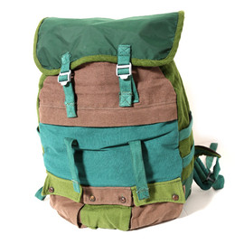 mash - back pack(green)