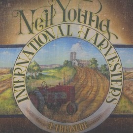 Neil Young - Treasure [12 inch Analog]