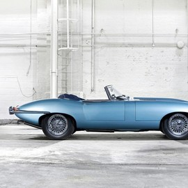Jaguar - E-Type Roadster