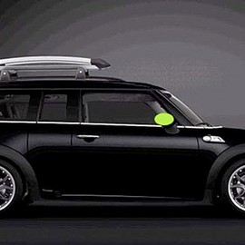 MINI - Rally Edition Clubman S