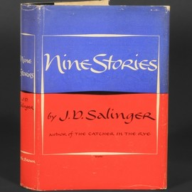 SALINGER, J.D.  - Nine Stories FIRST EDITION