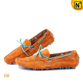 CWMALLS - Mens Leather Tods Loafers Shoes CW700812 - cwmalls.com