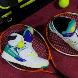 Reebok - INVINCIBLE × REEBOK THE PUMP MICHAEL CHANG