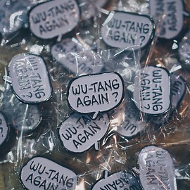 Mark Drew - WU-TANG AGAIN ? pin