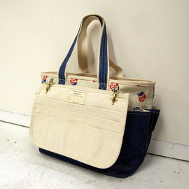 MANUFACTURED BY Sailor's - tote bag