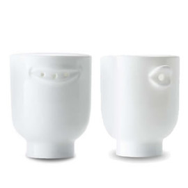 nendo - Duckbill Salt & Pepper Dispenser
